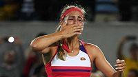 Olympijská vítězka Mónica Puigová se nezúčastní turnaje v Cincinnati.