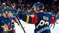 Hokejista Michal Bulíř byl zaskočený, že pro jeho Magnitogorsk sezona skončila tak brzy