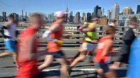 New York City Marathon je co do počtu účastníků největší na světě.