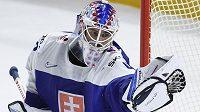 Slovenský brankář Patrik Rybár míří do NHL.
