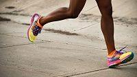 Záleží na sklonu běžecké obuvi, nebo ne? (ilustrační foto)
