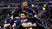 Fotbalisté PSG se stali mistry Francie.