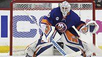 Švédský gólman Robin Lehner bude v NHL nově oblékat dres Chicaga.