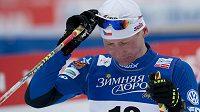 Úvodní skiatlon na MS ve Val di Fiemme se Lukáši Bauerovi nepovedl - skončil třiadvacátý.