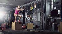 I pro běžce je důležité udržovat v kondici celé tělo.