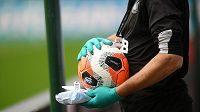 Fotbalová liga v Kazachstánu musela být dva dny po restartu sezony znovu přerušena - ilustrační foto.