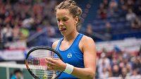 Česká tenistka Barbora Strýcová figuruje mezi pěticí nominovaných WTA o úder měsíce května.