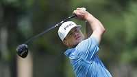 Americký golfista Nate Lashley ovládl turnaj v Detroitu, kam se dostal na poslední chvíli.