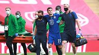 Ofenzivní záložník Christian Pulisic bude Chelsea ještě chybět