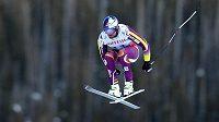 Norský lyžař Aksel Lund Svindal