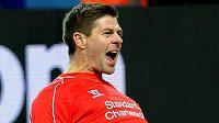 Steven Gerrard po sezóně vymění dres Liverpoolu za LA Galaxy.
