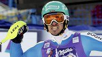 Němec Felix Neureuther vyhrál slalom ve Wengenu.