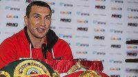 Už sedm let a více než tři měsíce nenašel Wladimir Kličko v ringu svého přemožitele.