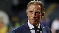 Rumunskou fotbalovou reprezentaci už nepovede trenér Christoph Daum.