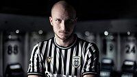 Útočník PAOK Soluň Michael Krmenčík.
