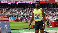 Jarrion Lawson má kvůli dopingu předběžně zastavenou činnost