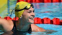 Australská plavkyně Shayna Jacková