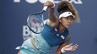 Světová tenisová jednička Naomi Ósakaová dohrála na turnaji v Miami už ve 3. kole.