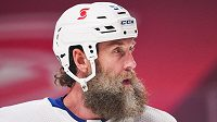 Kanadský hokejový útočník Joe Thornton bude v nadcházející sezoně NHL oblékat dres Floridy.