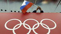 Kvůli státem podporovanému dopingovému programu nesmějí ruští atleti od listopadu roku 2015 startovat v mezinárodních soutěžích.