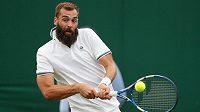 Francouz Benoit Paire se na Wimbledonu zase předvedl...