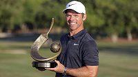 Anglický golfista Paul Casey jako první obhájil vítězství na turnaji Valspar Championship v Palm Harbor.