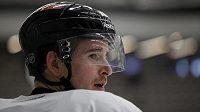 Roman Červenka se zřejmě s Calgary Flames dočká své premiéry v NHL.