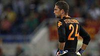 Maarten Stekelenburg si chce vynutit přestup z AS Řím do Fulhamu.