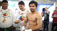 Manny Pacquiao jde zpět do ringu. Uspěje a pomůže lidem na Filipínách?