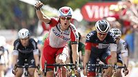 Nor Alexander Kristoff jásá, v Nimes si připsal druhý etapový triumf v tomto ročníku Tour.