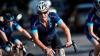 Lance Armstrong na snímku při charitativní akci v roce 2015.