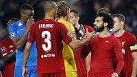 Fotbalisté Liverpoolu mohli slavit zisk tří bodů