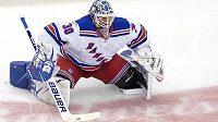 Henrik Lundqvist a NY Rangers. Toto spojení už nejspíš bude minulostí.