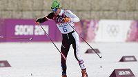 Dopingový hříšník na olympiádě v Soči Johannes Dürr.