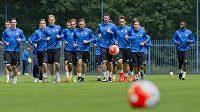 Fotbalisté prvoligového Slovanu Liberec zahájili v pondělí přípravu na novou sezónu.