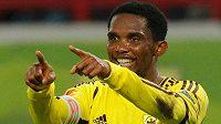 Kamerunec Samuel Eto'o je v ruské Machačkale nejlépe placeným fotbalistou světa.