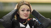 Kateřina Emmons medaili z olympijských her v Londýně nepřiveze