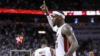 LeBron James z Miami nechybí v ideální pětce NBA.