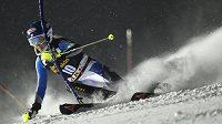 Slalomářka Mikaela Shiffrinová z USA ovládla závod Světového poháru v Aare.