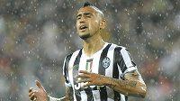 Záložník Juventusu Arturo Vidal bude patřit k hlavním oporám chilské reprezentace.