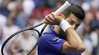 Novak Djokovič ve finále US Open na vysněný kalendářní Grand Slam nedosáhl.