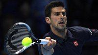 Novak Djokovič postoupil na Turnaji mistrů v Londýně už do semifinále.