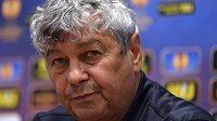 Fotbalový trenér Mircea Lucescu na lavičce Dynama Kyjev záhy skončil.