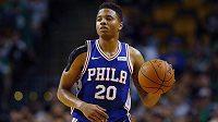 Markelle Fultz z týmu Philadelphia 76ers.