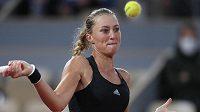 Francouzská tenistka Kristina Mladenovicová neprožívá právě vydařené sportovní období.