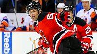 Jaromír Jágr byl v letošní sezóně s 67 body nejproduktivnějším hráčem New Jersey Devils.