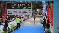 Jedním z Kawaučiho hvězdných maratónů byl i francouzský Nice-Cannes.