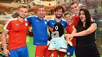 Čeští squashisté sahají na mistrovství světa po historickém úspěchu. Už jsou v semifinále.