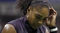 Serena Williamsová musí uvolnit svoje vedoucí postavení v žebříčku WTA.