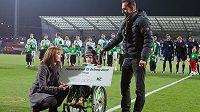 Zelené kolo vyneslo na pomoc Kryštofovi sto tisíc korun.
